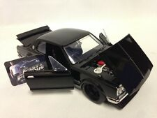 "Fast Furious Brian's 1971 Nissan Skyline 2000 GT-R 8.2"" DieCast 1:24 Jada Toy Bk"