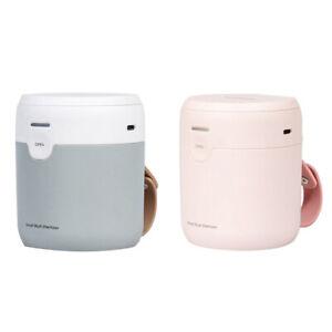 [ECOMOM] UVC LED Portable Sterilizer ECO-203 (Silver, Pink)