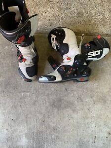 sidi motorcycle boots size 10.5