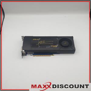 0757 eVGA GeForce GTX 660 2048 MB 02G-P4-2662-KR Graphics Card  -  untested