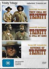 Trinity Trilogy DVD They Call Me/Still My name/Revenge Australia Region 4