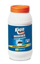 Granulés jaune Insecticide Foudroyant Mouches KAPO pot 300 grammes