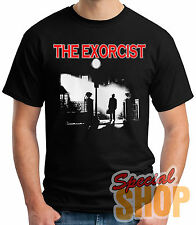 CAMISETA THE EXORCIST- EL EXORCISTA FILM TERROR  T-SHIRT CHICO/A/TIRANTES/NIÑO