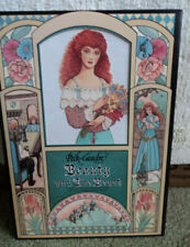 1989 PECK-GANDRE BEAUTY AND THE BEAST PAPER DOLLS COMPLETE AND UNUSED!