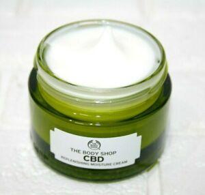 THE BODY SHOP Replenishing Moisture Cream 50ml – TIRED, DEHYDRATED SKIN – VEGAN