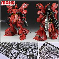 Detail Up Photo Etch Part Set for Bandai MG 1/100 Sazabi Ver Ka Gundam Model Kit