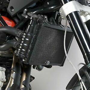 Husqvarna Nuda 900R 2012+ R&G Racing Black Radiator Guard # RAD0114BK