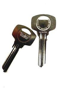 Key Blanks Yale Patent 6 Pin key blanks KBA 1 Star Superior Genuine Yale Blanks