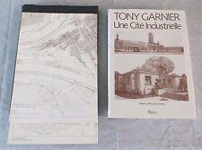 TONY GARNIER UNE CITE INDUSTRIELLE ~ RICCARDO MARIANI, RIZZZOLI STAFF 1st ED.