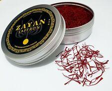 Zayan Premium Super Negin Saffron 100% Pure and Natural 2g,3g,5g,10g, 15g, 20g