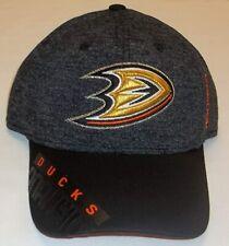 Reebok Anaheim Ducks Playoffs Center Ice Flex Hat - Size S/M - M670Z - New