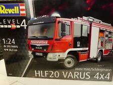 1/24 Revell MAN TGM / Schlingmann HLF20 Warus 4x4 07452