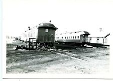H287 RP 1950s? UPRR UNION PACIFIC RAILROAD COACH CAR LINEUP COACH #105