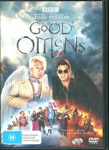 Good Omens DVD NEW Region 4