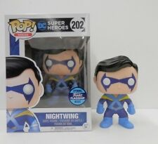 FUNKO POP DC HEROES: DISCO NIGHTWING (FUNKO FLAGSHIP OPENING STICKER)VINYL FIG.