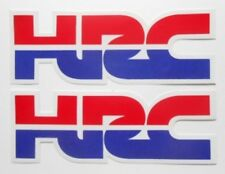 HRC stickers decals - set of 2 pieces