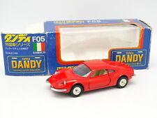 Tomica Dandy 1/43 - Ferrari 246 GT Dino Rouge