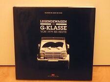 Mercedes-Benz G-Klasse Buch LEGENDEWAGEN Delius Klasing Verlag Bolsinger NEU