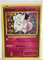 Clefairy HOLO RARE 63/108 Pokemon TCG XY Evolutions Card NM Shiny foil