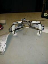 Adidas Oqular Eqt White Lacrosse Field Hockey Women's Sports Goggles Bs4311 Nwt