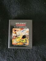 Combat  (Game Program CX2601) Atari 2600 Video Game - Untested (original owner)