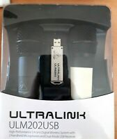 Behringer Ultralink ULM202USB 2.4 GHz Digital Wireless 2 Mic & Dual Mode USB