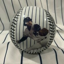 Goose Gossage Hof Induction Yankees Rawlings Souvenir Baseball Ball