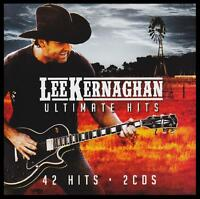 LEE KERNAGHAN (2 CD) ULTIMATE HITS ~ BOYS FROM THE BUSH~OUTBACK CLUB +++ *NEW*