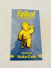 Party Boy Perk Pin #3 Fallout Loot Gaming Crate June 2018 EXCLUSIVE Bethesda