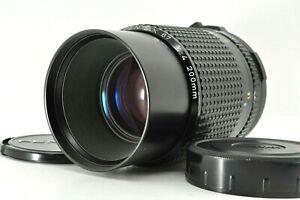 """ Near Mint "" SMC Pentax 67 200mm F/4 MF Telephoto Lens Tested 6x7 From JAPAN #2"