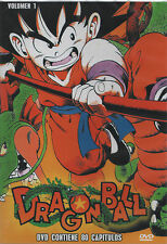 DRAGON BALL DVD Vol  1 En Español Latino SPANISH 80 EPISODIOS NEW