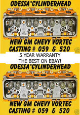NEW 2 GM CHEVY 5.0 OHV 305 VORTEC #520 #059 #113 CYLINDER HEADS 96-99 NO CORE