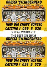 NEW 2 GM CHEVY 5.0 OHV 305 VORTEC #520 #059 CYLINDER HEADS 95-02