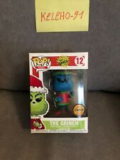 Books The Grinch Limited Chase Edition Vinyle personnage dans Box #12 Funko POP