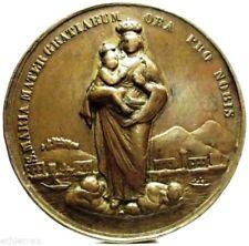 NAPOLI-Due Sicilie (Vergine delle grazie) Catenacci-1853