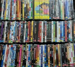 Variety Of DVD's Available Used Movies TV Series Seasons Free Post AUS Family