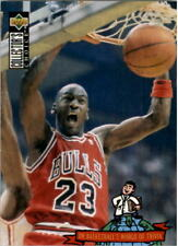 Michael Jordan Upper Deck #402 1994/95 NBA Basketball Card