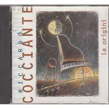 RICCARDO COCCIANTE - Le origini - CD 1997 USATO OTTIME CONDIZIONI