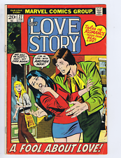 Our Love Story #27 Marvel Pub 1974