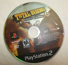 Total Overdose A Gunslinger's Tale in Mexico Sony PlayStation 2, 2005 Disc only