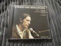 """RARE! CD """"FRANCOIS BERANGER : RACHEL"""""""