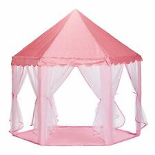Kids Play Tent House, play Zone Room for 3 to 6 Age Group Children, Pink