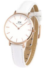 DANIEL WELLINGTON CLASSIC PETITE BONDI ROSE GOLD 28MM LADY'S WATCH DW00100249