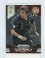 FABIO COENTRAO 2014 Panini Prizm World Cup Soccer #157 Portugal