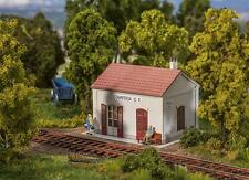 Fermata a richiesta Stamperia,Faller 110201,Miniature Kit di costruzione H0 1:87