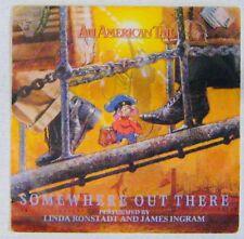 An American Tail 45 tours Linda Ronstadt James Ingram 1986 Allemagne