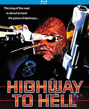 HIGHWAY TO HELL (PATRICK BERGIN) - BLU RAY - Region A - Sealed