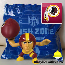 #20 WASHINGTON REDSKINS NFL Rush Zone Rusher UNOPEN McDonalds Happy Meal Toy