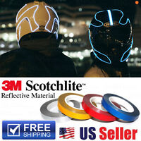 3M Scotchlite™ Ultra Glossy Reflective Safety Tape DIY Sticker Decal 150FT Roll