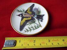 FRANKLIN PORCELAIN SONGBIRDS OF THE WORLD MINI PLATE. #23